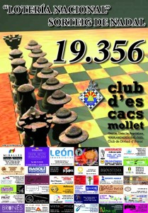 CLUB ESCACS MOLLET LOT 14 POSTER