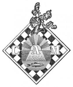 Escut Club de Ajedrez Mollet