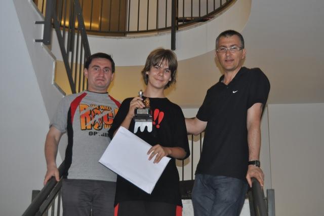 Campió Circuit Mollet 2010-2011